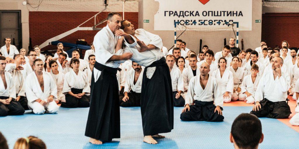 Aikido tehnika